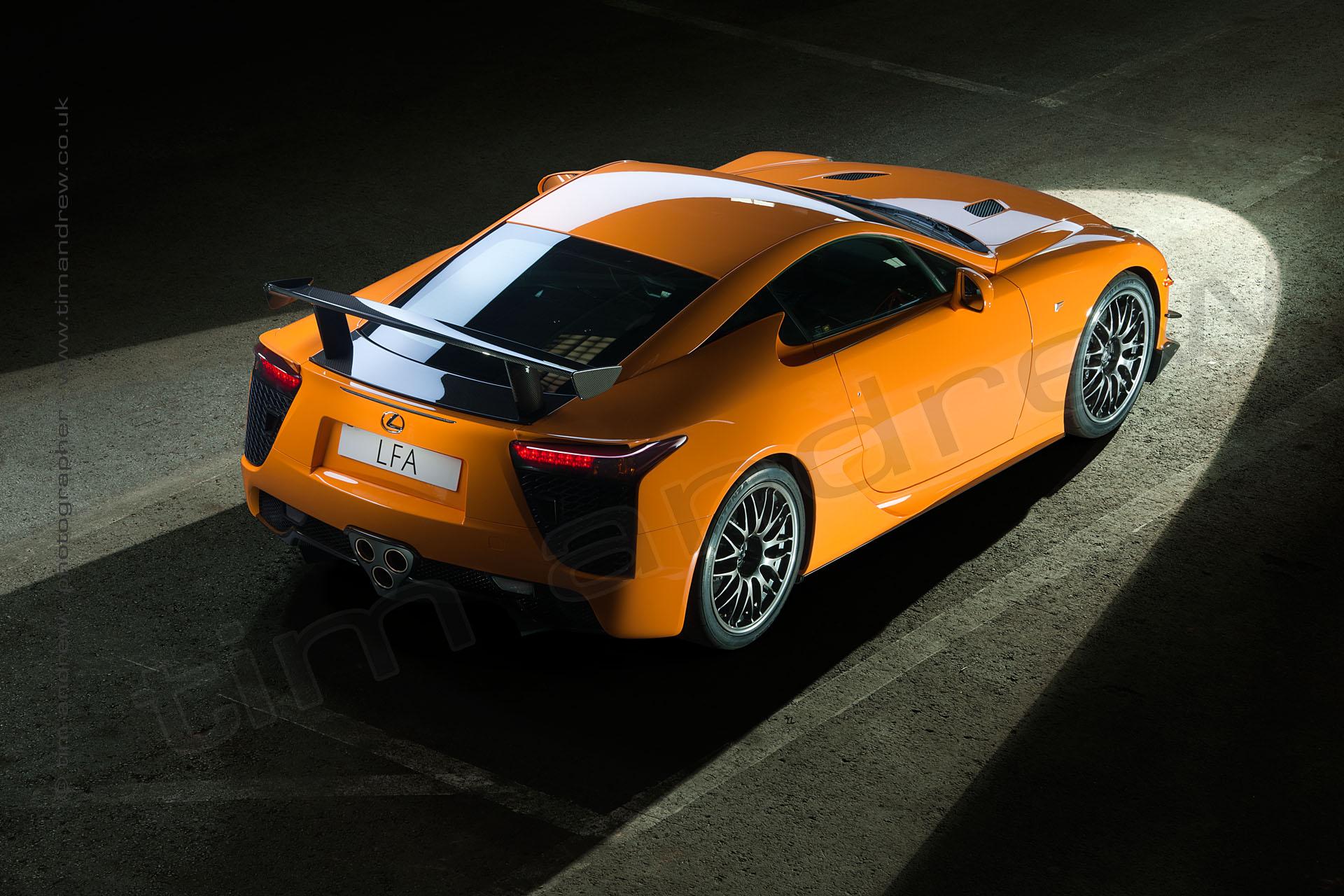 Lexus LFA Nuburgring Edition
