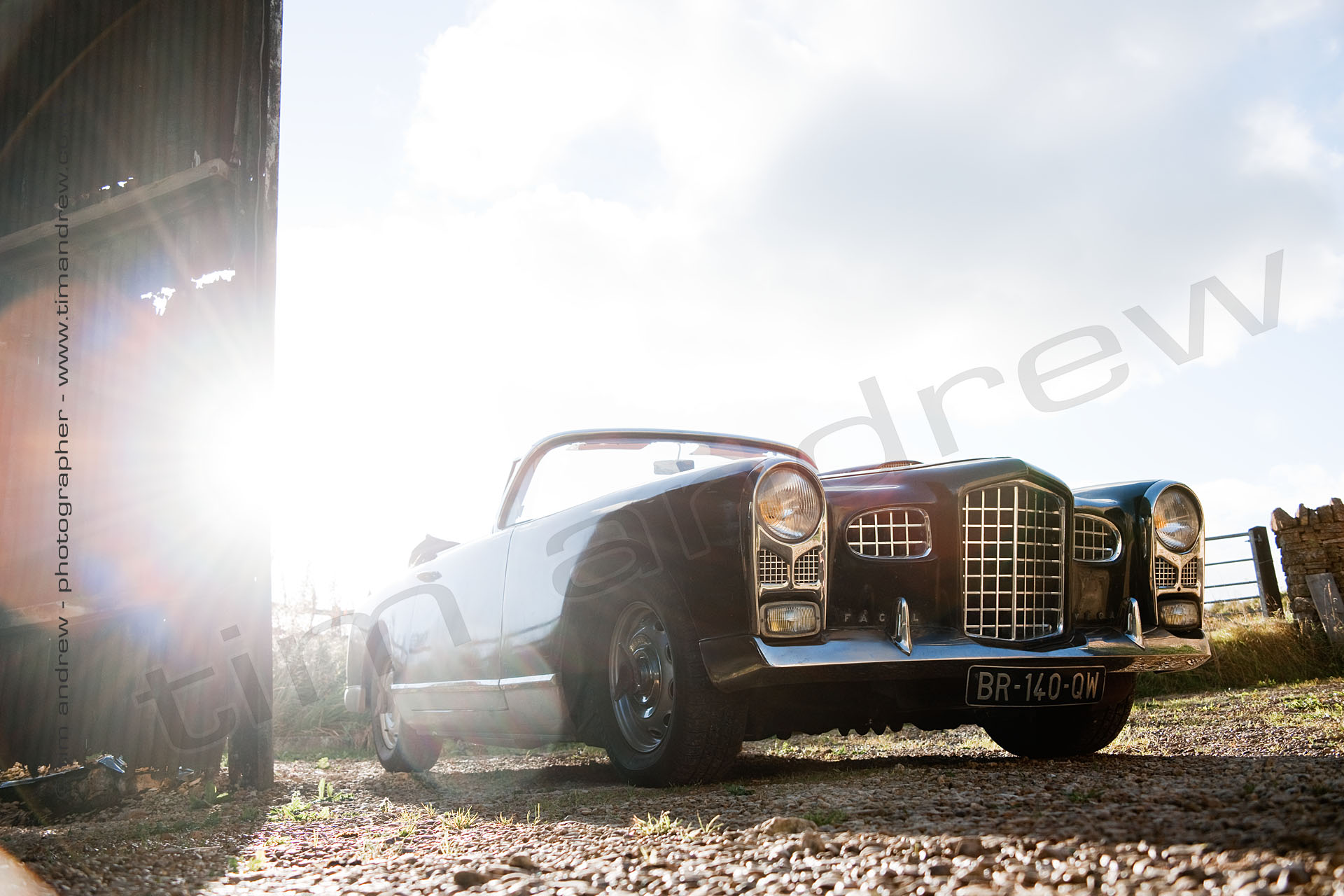 Facel Vega FVII Convertible
