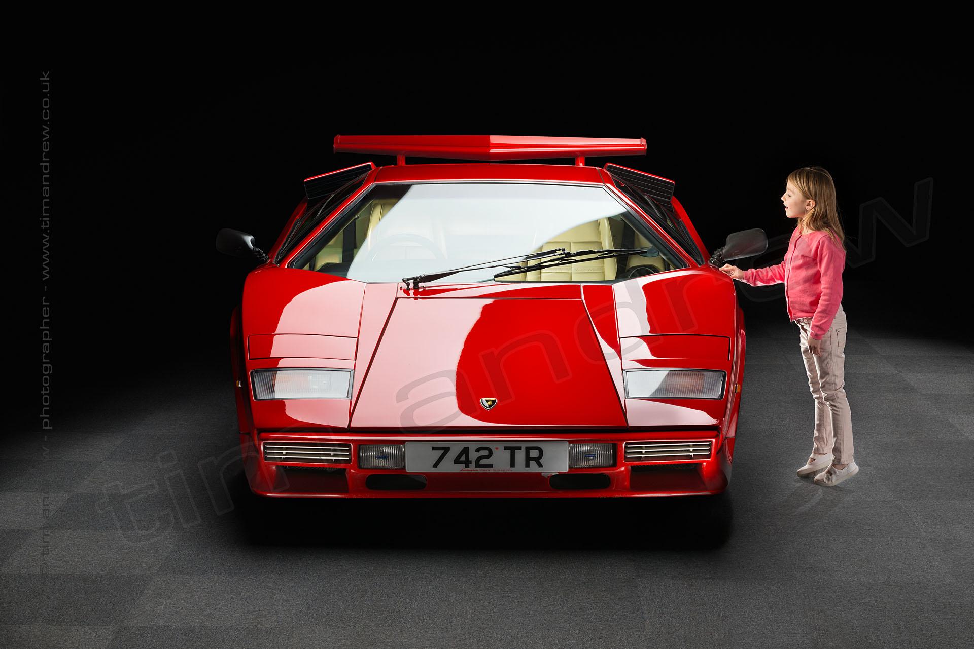 Haynes Lamborghini Countach