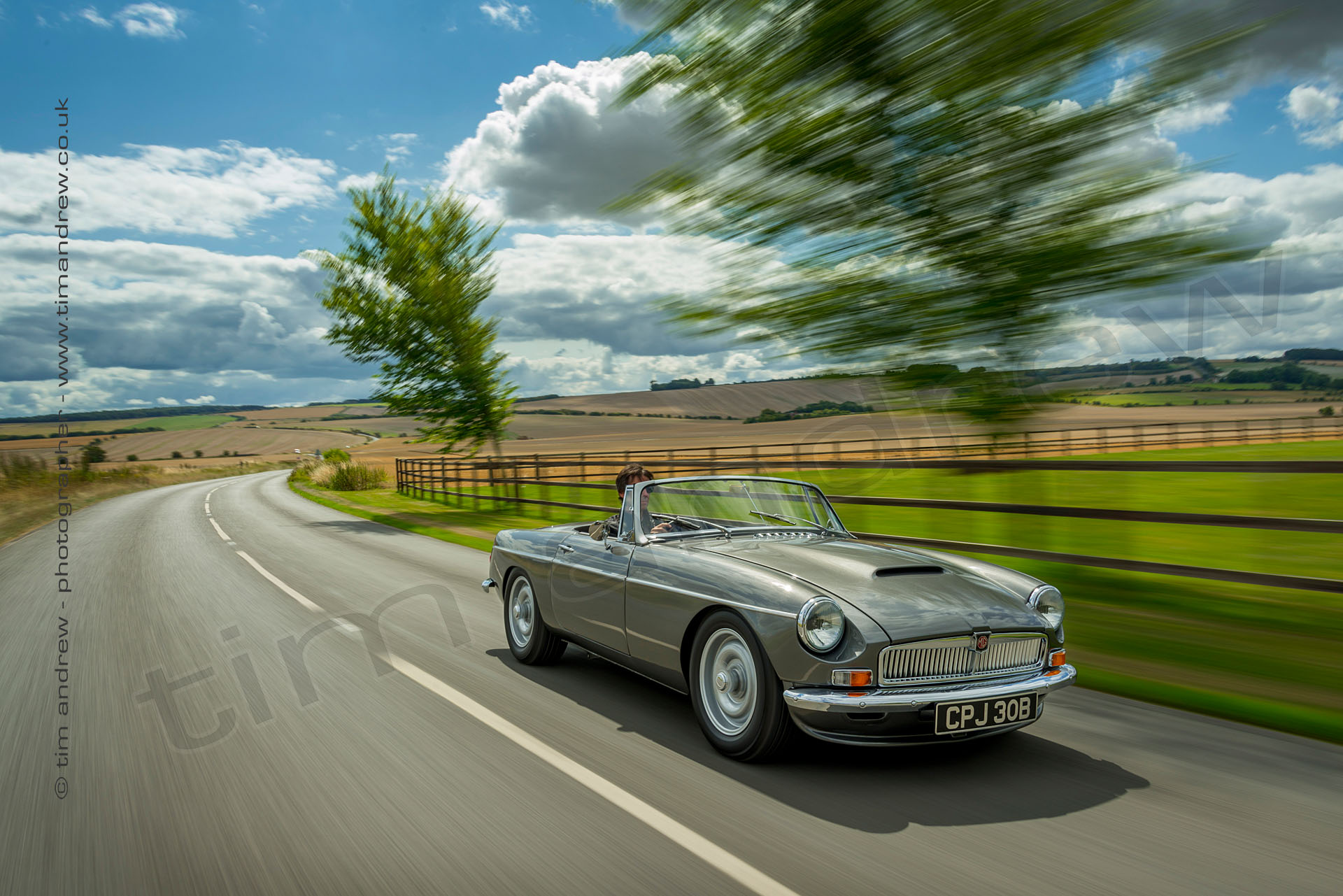 MGB Roadster Frontline Developments
