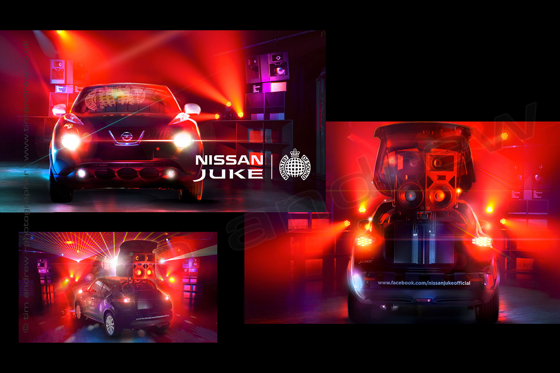 Nissan Juke, Ministry of Sound special edition