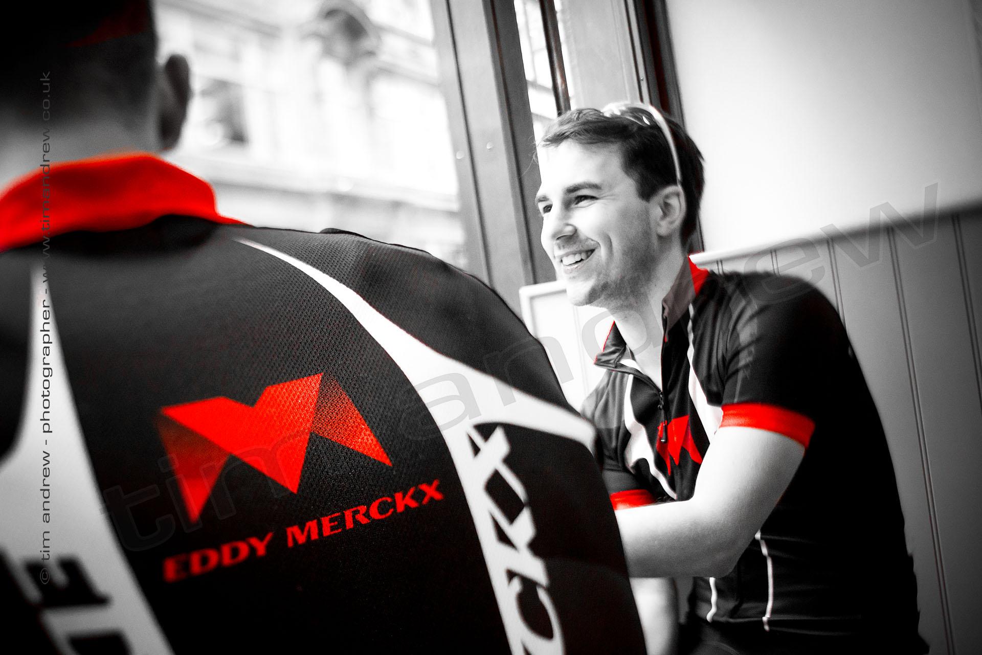 Eddy Merckx road bikes in Rapha