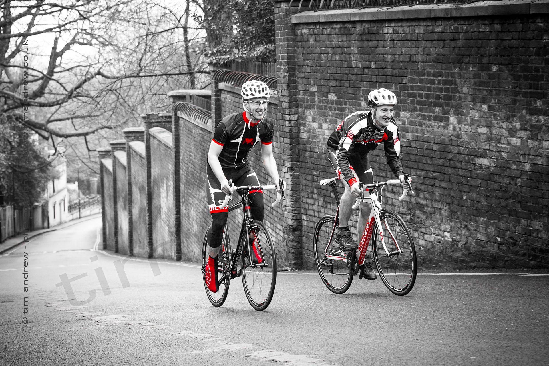 Merckx road bikes in Highgate