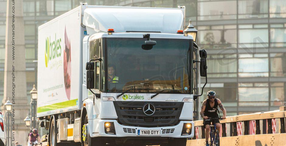 Mercedes-Benz Econic truck
