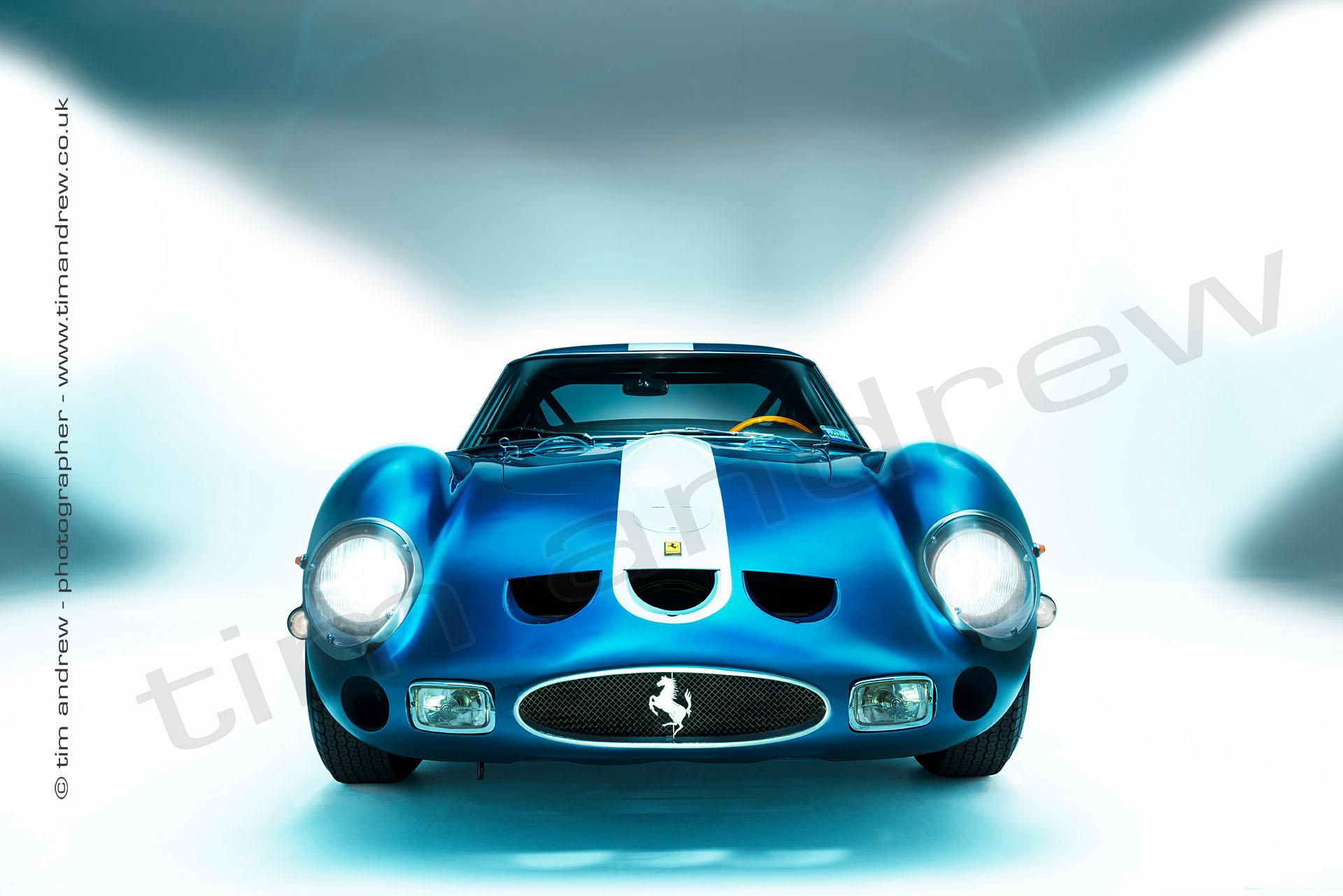 Ferrari 250 GTO chassis 3387