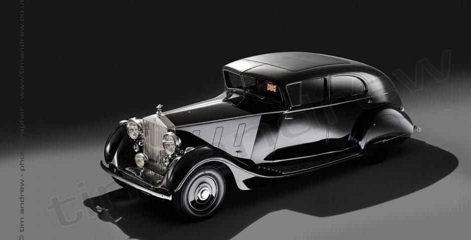 Rolls Royce Phantom III Montgomery