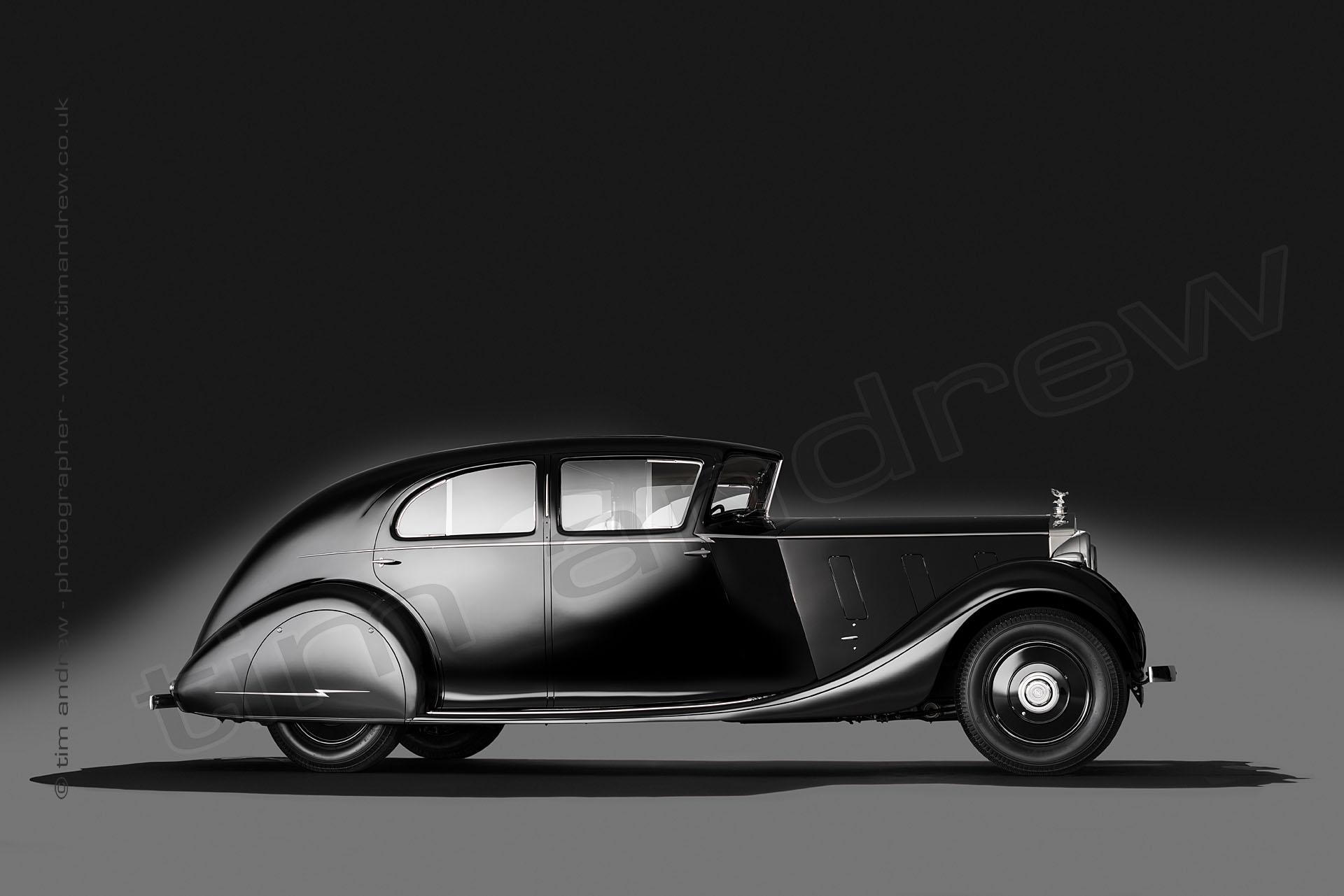 Phantom III Rolls Royce