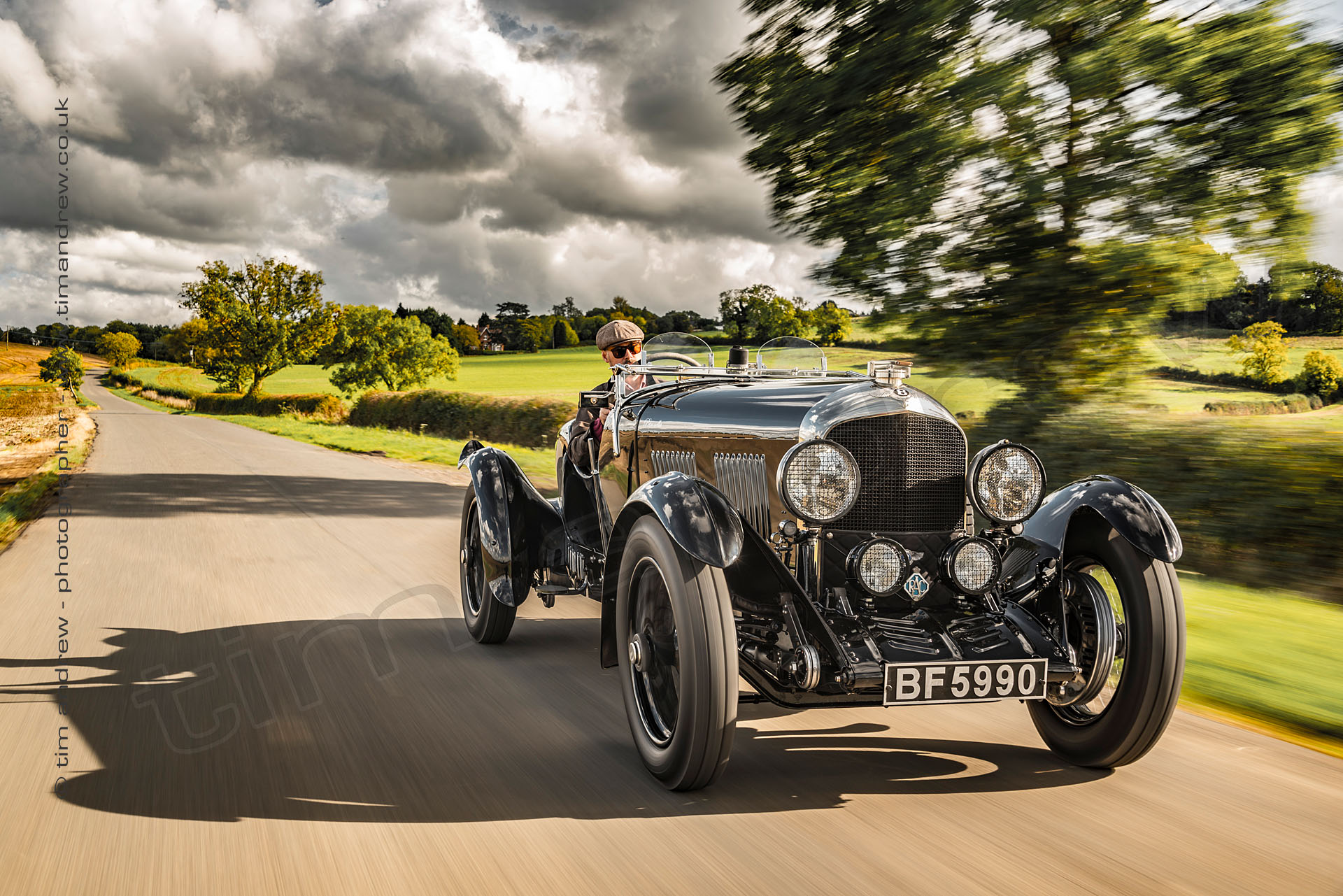 VB Restorations Bentley